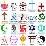 various religious symbles